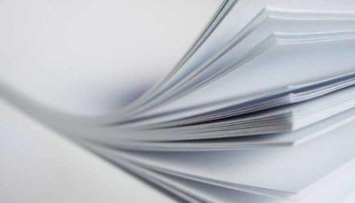 کاهش قیمت کاغذ به ۳۰ درصد رسید
