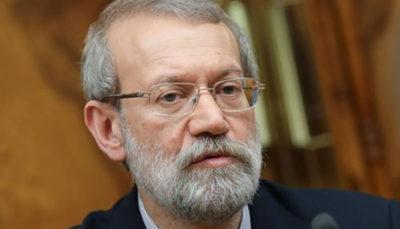 لاریجانی: از اظهارات بن سلمان درباره حل اختلافات با ایران استقبال میکنیم
