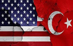 دعوای آمریکا و ترکیه بالا گرفت