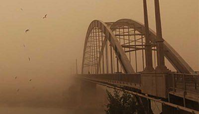 تخصیص تمام بودجه ستاد مقابله با گرد و غبار به خوزستان