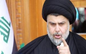 مقتدی صدر از ایران به نجف برگشت