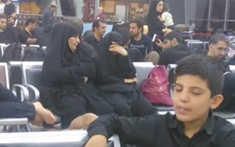 گلایه مسافران از تأخیر 7 ساعته پرواز نجف-تهران