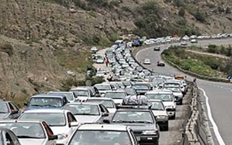 آخرین وضعیت ترافیکی امروز سه شنبه چهاردهم آبان ماه ۹۸