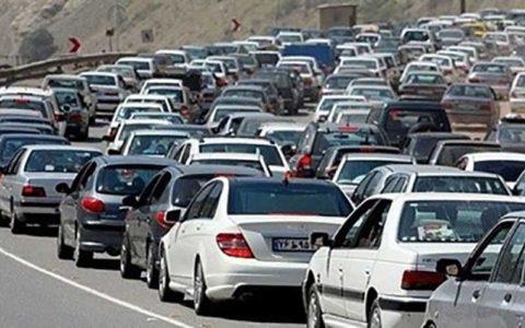 آخرین وضعیت ترافیکی امروز شنبه یازدهم آبان ماه