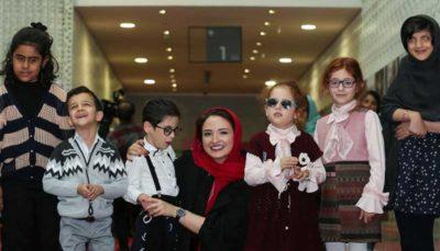 آغاز نمایش فیلمهای کودک برای کودکان نابینا
