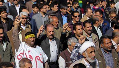 آمادهباش آتش نشانی و اورژانس برای راهپیمایی محکومیت ناآرامیها در تهران