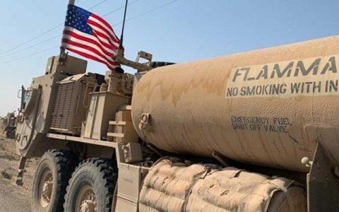 آمریکا ماهانه 30 میلیون دلار از نفت سوریه را قاچاق میکند