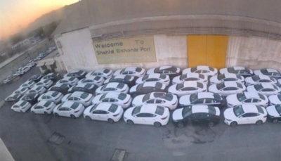 آیا ترخیص ۱۰۰۰ خودرو یک شرکت قانونی است