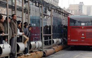 اتوبوسرانی: افزایش نرخ بلیت اتوبوس نداریم