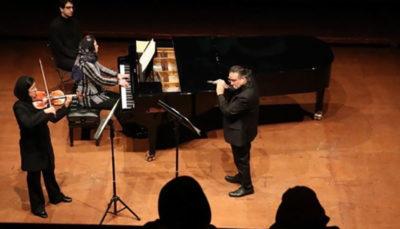 اجرای رسیتال پیانو «نگاهی از کنج» و «تریو اتریشی» در جشنواره صبا