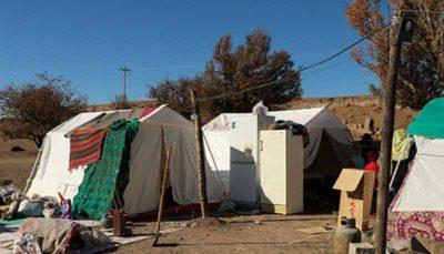 احداث اتاقکهای اسکان موقت در مناطق زلزله زده میانه آغاز شده است