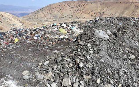احداث مرکز جدید دفن زباله های ویژه در استان تهران