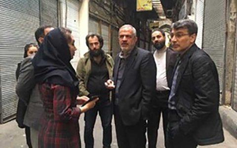 از بی نظمی بصری و کمبود سرویس بهداشتی تا تب پاساژ سازی در بازار تهران