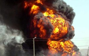 انفجار گاز در کرج 2 مصدوم بر جای گذاشت