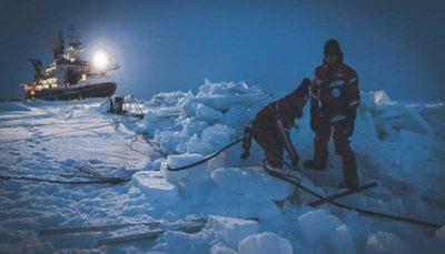اینترنت پر سرعت در قطب شمال فراهم شد اینترنت, قطب شمال, اینترنت پرسرعت