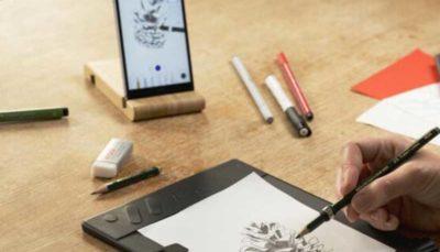 تبلتی که طراحی ها را دیجیتالی می کند