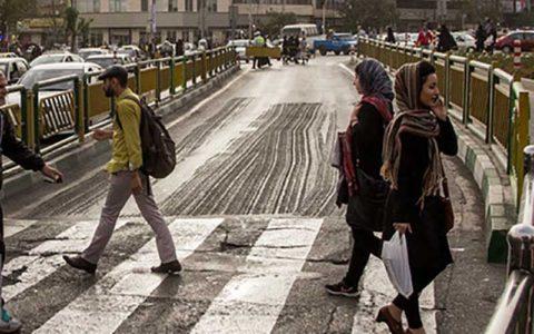 تداوم هوای ناسالم برای گروههای حساس در تهران