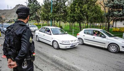 تردد موتورسیکلت و کامیون و تریلر در محور کرج- چالوس ممنوع