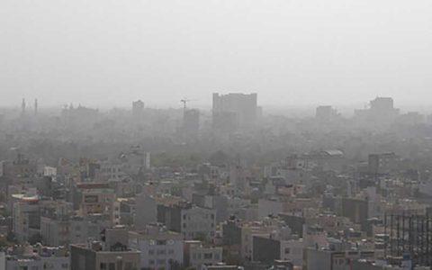 تشکیل کمیته اضطرار آلودگی هوای تهران؛ فردا
