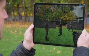 تماشای دیوار برلین با فناوری واقعیت مجازی