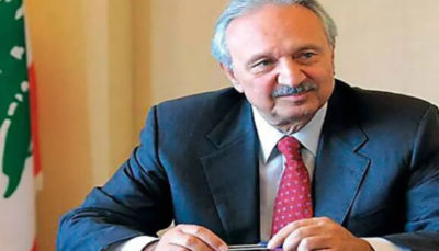 توافق ۳ حزب لبنان بر سر نامزدی محمد الصفدی، وزیر دارایی سابق برای نخستوزیری