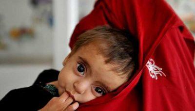 توزیع بستههای غذایی بین زنان باردار مناطق محروم