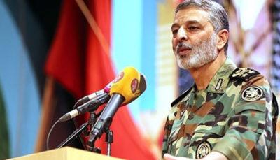 توضیحات فرمانده ارتش درباره انهدام پهپاد متجاوز در ماهشهر پهپاد, ماهشهر, دانش بنیان