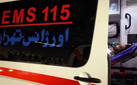 ثبت ۴۴۷ حادثه طی هفته گذشته و مصدومیت ۱۴۳۶ نفر