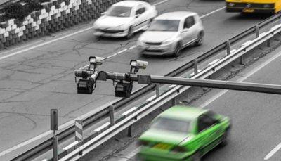 جولان خودروهای دودزا در سایه دوربینهای ترافیکی