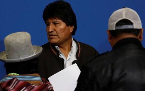 دادستان بولیوی: تحقیقات از اوو مورالس به اتهام «تروریسم و آشوب» را آغاز کرده ایم