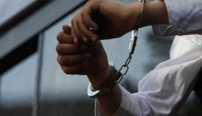 دستگیری سارقی که با خود کلیدساز می برد