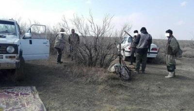 دستگیری شکارچیان غیر مجاز در استان تهران