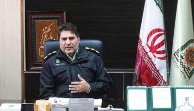 دستگیری ۴۱ سارق و کشف ۸ دستگاه خودرو سرقتی در مرکز پایتخت
