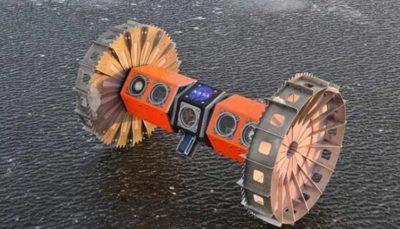 ربات زیرآبی ناسا اقیانوسهای دیگر سیارات را رصد می کند
