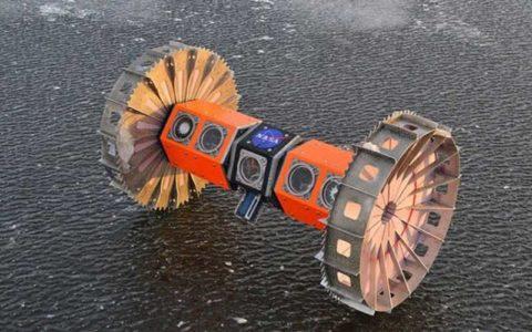 ربات زیرآبی ناسا اقیانوسهای دیگر سیارات را رصد می کند سیارات, ناسا, ربات زیرآبی