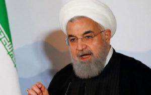 روحانی: فردا گام چهارم کاهش تعهدات برجامی را بر میداریم؛ این گام تحت نظر آژانس است