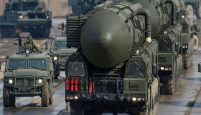روسیه موشک بالستیک قارهپیمای توپول–ام را آزمایش کرد