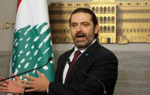 الاخبار: سعد حریری نام برخی افراد را برای نخست وزیری پیشنهاد کرده که از چهره های سرشناس نیستند