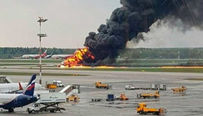 سقوط هواپیمای مسافربری در شرق کنگو