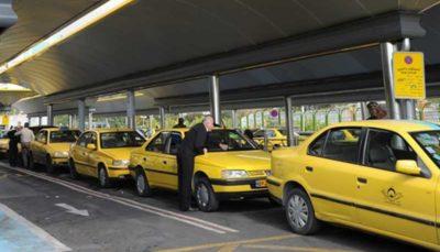 سهمیه بنزین تاکسی ها افزایش نمی یابد