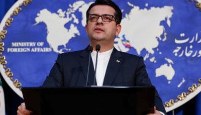 در پی تعرض به سرکنسولگری ایران در نجف مراتب اعتراض شدید تهران رسما به سفیر عراق ابلاغ شد