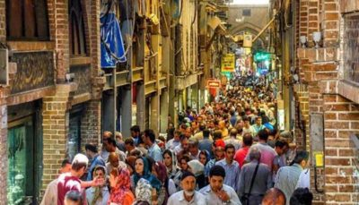 سیر نزولی نرخ اقلام مصرفی شهروندان در بازار