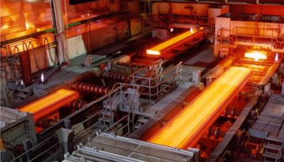صنعت فولاد اروپا