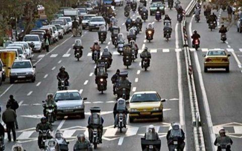طرح ویژه پلیس پایتخت برای برخورد با رانندگان متخلف موتورسیکلت