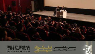 عزیز جوایز جشنواره فیلم کوتاه تهران را برد
