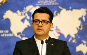 موسوی: فعلا تصمیمی برای خروج از انپیتی نداریم