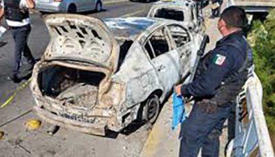 قربانی درگیری کارتلهای مواد مخدر مکزیک