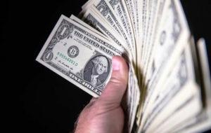 قیمت دلار در ۴ آذر ۹۸