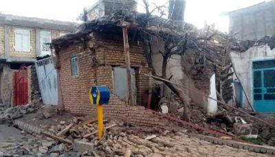 مصدومان زلزله به ۳۳۲ نفر رسیدند