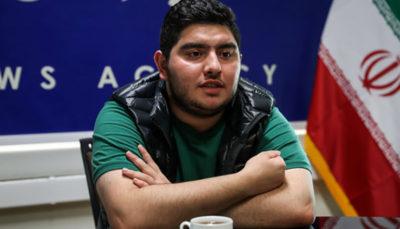 مقصودلو همچنان در صدر جدول مسابقات شطرنج جام پایتخت باقی ماند
